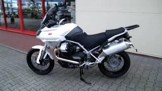 4. Moto Guzzi Stelvio 1200 ABS 2010 Motorrad