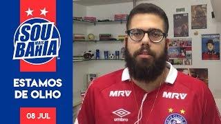 SITE DA TRAFFORD: trafford.com.brINSTAGRAM DA TRAFFORD: @vistatraffordÚLTIMOS VÍDEOS DO CANAL:Os 5 gols mais bonitos de Nonato pelo Bahia: https://youtu.be/DXeN3be8PV8QUIZ TRICOLOR #01 - Quem é o jogador? https://youtu.be/PTYZmJhsLxcPor que você ainda critica Jean? https://youtu.be/4zo3UOjd3zkJORGINHO NO COMANDO: https://youtu.be/syGOnFlkGb0ADEUS, GUTO: https://youtu.be/Dh06PK5iycQQUER GANHAR UMA CAMISA DO BAHIA? CONFIRA: https://www.youtube.com/watch?v=u8sj1...PARÓDIA - O MEU BAHIA É O MAIOR DESSE NORDESTE: https://youtu.be/aXvnQH36L0QOS 5 GOLS MAIS BONITOS DO BAHIA CONTRA O SPORT: https://youtu.be/BaLWAmIkTSw♫ VOCÊ PERDEU PRO ESQUADRÃO  Paródia Você Partiu Meu Coração - Nego do Borel: https://youtu.be/vegmPBQR-vEAPAGA A LUZ E TOMA, VICE: https://youtu.be/1zmJv7XsLI8OS 5 GOLS MAIS BONITOS DE TALISCA PELO BAHIA: https://youtu.be/RLkNF6oQnyYOS 5 MELHORES BAVIS DA HISTÓRIA DO BAHIA: https://youtu.be/yYK9f7Qm794OS 5 GOLS MAIS EMOCIONANTES DO BAHIA FEITOS NOS ÚLTIMOS MINUTOS: https://youtu.be/oj3IjUiTj_4AS 5 VIRADAS MAIS MARCANTES DA HISTÓRIA DO BAHIA: https://youtu.be/XJGFl8UuVK8OS 5 GOLS MAIS BONITOS DA HISTÓRIA DO BAHIA: https://youtu.be/Os1MPMQvLQ4OS 10 GOLS DE FALTA MAIS BONITOS DA HISTÓRIA DO BAHIA: https://www.youtube.com/watch?v=pxcoW...OS 5 MELHORES GOLS DE FERNADÃO COM A CAMISA DO BAHIA: https://www.youtube.com/watch?v=3W6n4...DESAFIO TRICOLOR (Part. João do Fanáticos): https://youtu.be/WJoO0skfvE0DESAFIO TRICOLOR - ACERTE O ÂNGULO: https://youtu.be/zwd6hz5yuTADESAFIO TRICOLOR - TRAVESSÃO: https://youtu.be/-Oe0XBViOA8Acesse: soumaisbahia.comSiga: instagram.com/eusoumaisbahiaAssine: youtube.com/soumaisbahiaoficialCurta: facebook.com/eusoumaisbahiaInstagram: @eusoumaisbahia