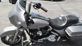 7. 710932 - 2007 Harley Davidson Street Glide FLHX - Used Motorcycle For Sale