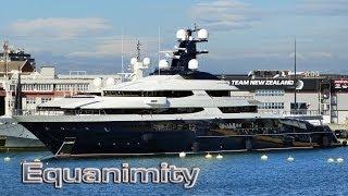 Megayacht Equanimity [HD]