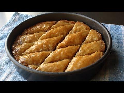 Baklava Recipe - How to Make Baklava from Scratch