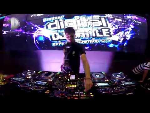 Viet Nam Pioneer Digital DJ Battle Season 3 – Final Round – Bảo Khang