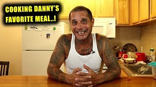 Cooking After 40 Years in Prison