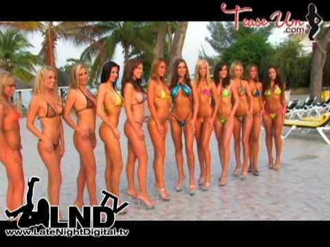 TeaseUm Bikini Models- Jamaica Pt2 Tease Um LateNightDigital