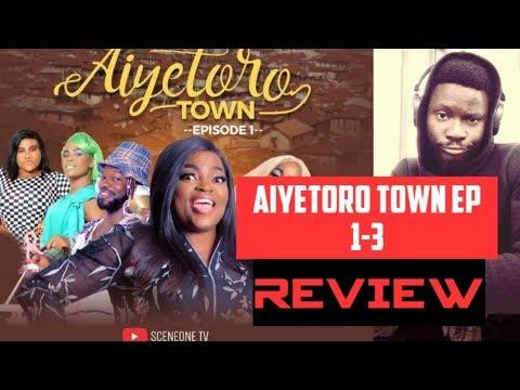 Aiyetoro Town Episode 1-3 Review