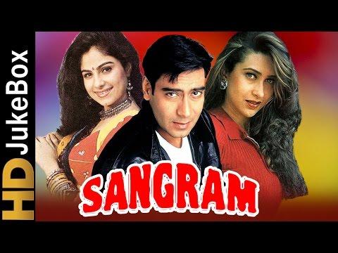 Video Sangram 1993 | Full Video Songs Jukebox | Ajay Devgan, Karisma Kapoor, Ayesha Jhulka download in MP3, 3GP, MP4, WEBM, AVI, FLV January 2017
