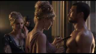 Spartacus Ep8 #5 - Le donne patrizie ammirano Spartacus