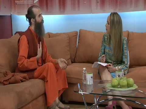 Entrevista a Swami Satyananda Saraswati en 'Hoy cambia tu vida'