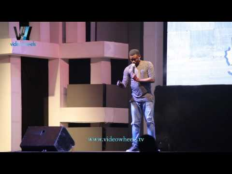 COMEDIAN 'BOW JOINT' AT PENCIL UNBROKEN 2 (Nigerian Entertainment)