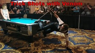 Video Florian Venom Trick Shots at the 2018 Las Vegas APA MP3, 3GP, MP4, WEBM, AVI, FLV Mei 2019
