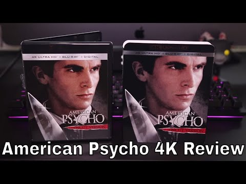 American Psycho 4K Blu-Ray Review