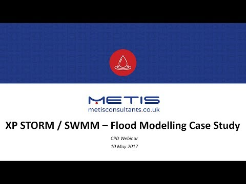 Metis Consultants Case Study- Investigating Flood Risks in the London Borough of Ealing Webinar
