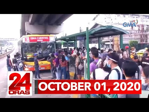24 Oras Express: October 1, 2020 [HD]