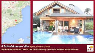 Bigues Spain  City pictures : 4 Schlafzimmern Villa zu verkaufen in Bigues, Barcelona, Spain