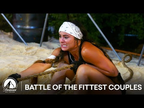 Welcome to the Rage Cage | Battle of the Fittest Couples