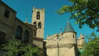 Olite Spain  city photo : SPAIN Olite, Navarra (hd-video)