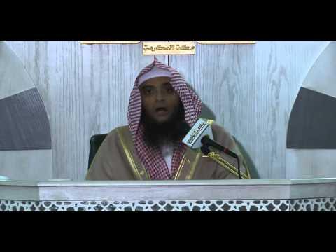 ضمن نسائم رمضانية (3):(أفلا يتدبرون القرآن ) للشيخ/ عاطف منشي