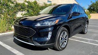 2020 Ford Escape 2.0 Ecoboost Walkaround (No Talking) by MilesPerHr