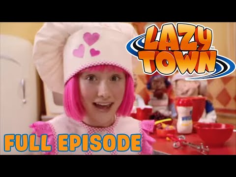 LazyTown's Greatest Hits | LazyTown Engish | Full Episode