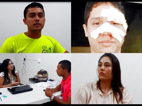 Piripiri Repórter - Entrevista com Jair de Sousa - Caso da briga em casa de shows em Piripiri