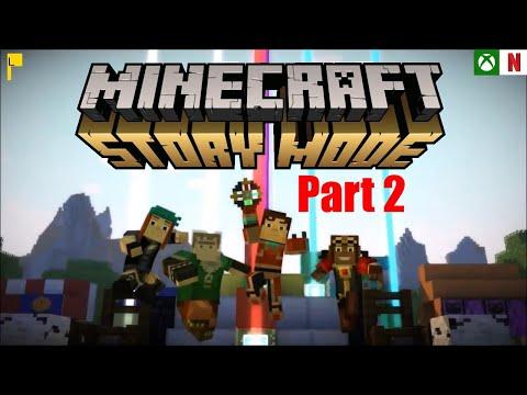 Minecraft Story Mode: Season 1 Episodes 6-8 (Netflix/Xbox One)