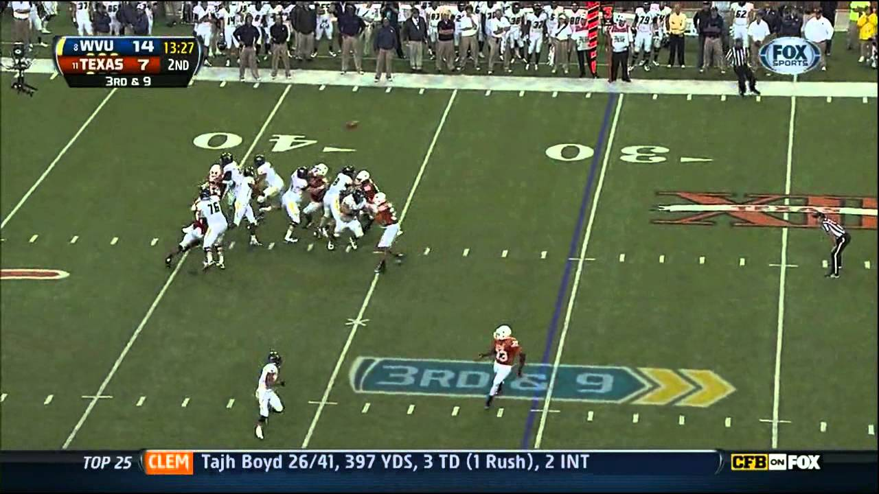 Tavon Austin vs Maryland, Texas, Baylor (2012)