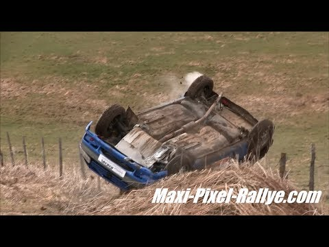 Rallye de la Rivi?re Drugeon 2018 - Crash & Show [HD]