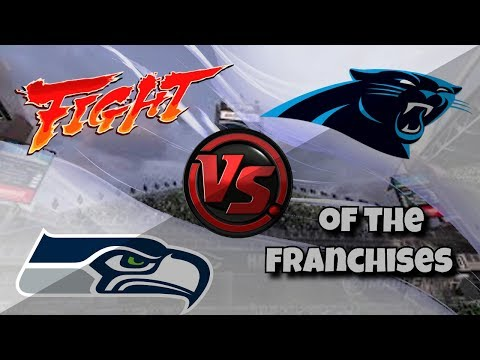 THE '15 PANTHERS TAKING ON THE '13 SEAHAWKS! ANOTHER OT THRILLER! (FoF #6!)