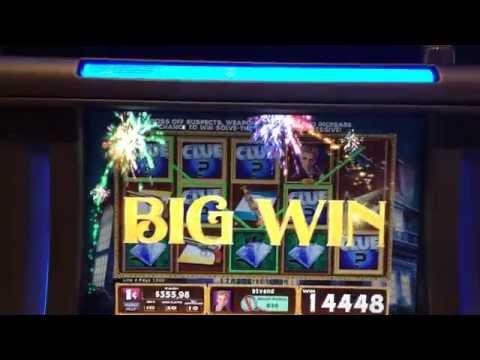 Clue Slot Machine Bonus -Time to Add Wilds – Big Win!!!