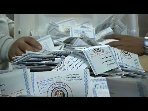 Ägypten: Niedrige Beteiligung bei Präsidentenwahl