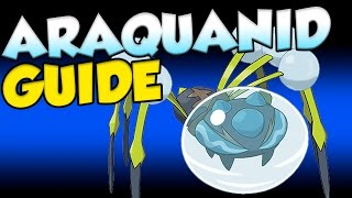 ARAQUANID IS GOD TIER! Pokemon Sun and Moon Araquanid Moveset and Guide by Verlisify