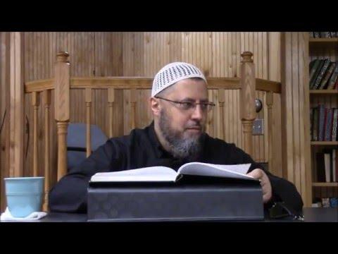 لِم شبّه النبي صلى الله عليه وسلم المسلم بالنخلة؟