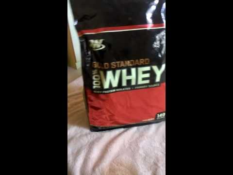 ON Gold Standard 100% whey protein 10lbs pack *Honest Review* PART 2