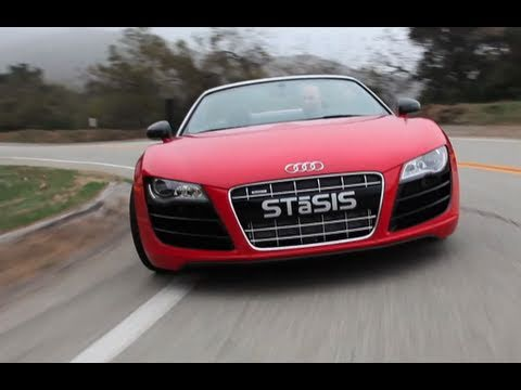 Video: 710 HP STaSIS Engineering R8 V10 Spyder