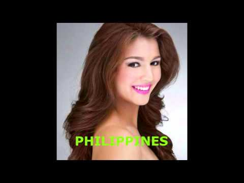 Miss Earth 2014 top 10