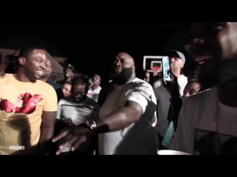 Meek Mill - Rick Ross, Dj Khaled, Meek Mill & French Montana bet $120K on 5 basketball shots @ Rozay's Atlanta mansion during BET Hip-Hop awards weekend. Self Made 3 in ...