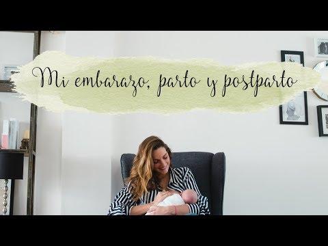 Mi embarazo, parto y postparto - Miss Cavallier