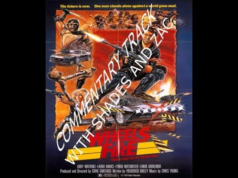 Wheels of Fire(1985)  Commentary Track