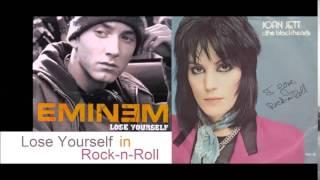 Uutta mashupia. Eminem Vs. Joan Jett & The Blackhearts