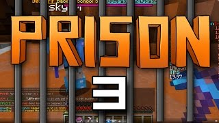 Minecraft - Prison With Skyzm - Prison Fight! - E3