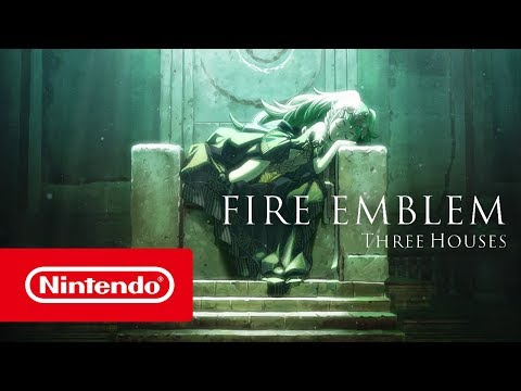 Bande annonce de l'E3 2018 de Fire Emblem: Three Houses