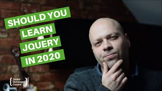 Should you Learn jQuery in 2020