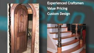 A Little Something About Vision Stairways & Millwork