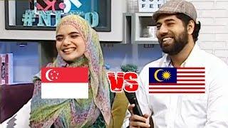Guests - Shabana Hasan & Abu Bakar Hanfi (AB) Hosts - Nana Mahazan & Aidid Marcello Segmen Dialek di Nasi Lemak Kopi O (NLKO), TV9 No Copyright ...