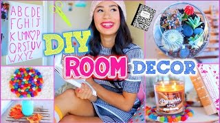 DIY Room Decorations for Cheap! + Make Your Room Look Like Pinterest & Tumblr | MyLifeAsEva