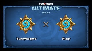Muzzy vs BunnyHoppor, game 1