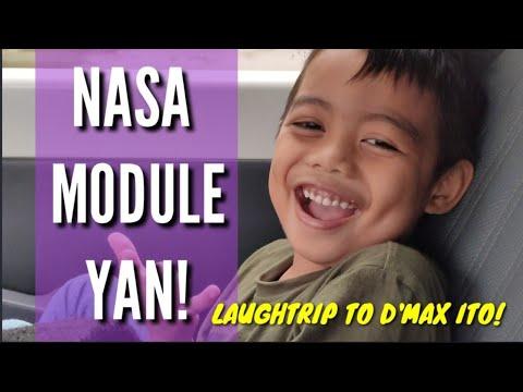 NASA MODULE YAN SIR!