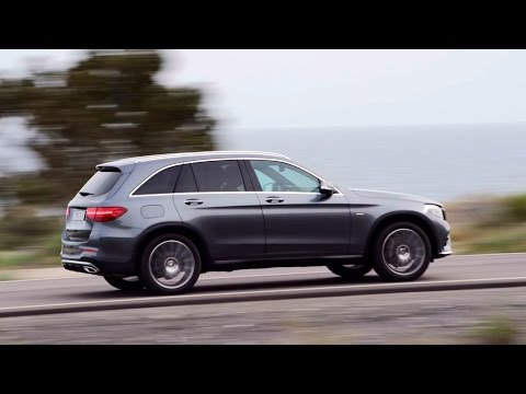 New Mercedes GLC - видео обзор!