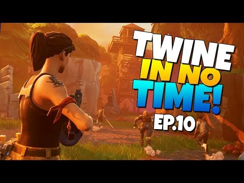 CREEPING UP TO CANNY VALLEY!   TWINE IN NO TIME!   Ep.10
