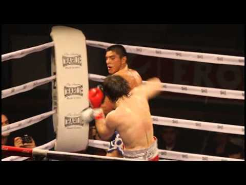 Velada K1. Jairon Ortega vs Aitor Eguzkiza
